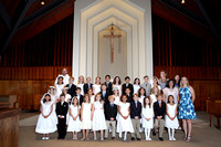 2015 5 9 St Raymond 1st Communion