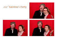2017 2 12 Valentine's Party Photobooth